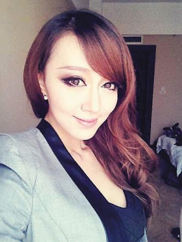 孙杨嫩模女友曝光