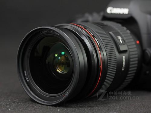佳能 5D Mark II 镜头图