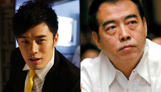 曾小贤的扮演者陈赫和陈凯歌眉眼间是不是还有几分相似?