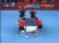 奥运视频-张继科王皓霸气横扫对手 3-0赢决胜局