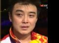 奥运视频-赛后采访哽咽 王皓:最后一届奥运会