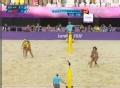 奥运视频-张希弹跳轻拍破拦网 女子沙排铜牌赛