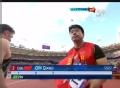 奥运视频-秦强第一枪掷72.29米 男子标枪资格赛