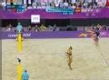 奥运视频-薛晨弹跳扣杀赢局点 女子沙排铜牌赛