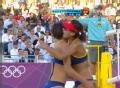 奥运视频-薛晨慢跳拦网阻强攻 女子沙排铜牌赛