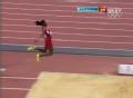 奥运视频-美国名将里斯跳7.12米 女子跳远决赛