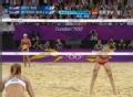 奥运视频-沃尔什网前暴扣赢第1局 女子沙排决赛