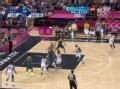 奥运视频-詹姆斯送背后妙传 威斯布鲁克上空篮
