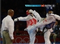 奥运视频-跆拳道决赛韩国再度申诉 裁判不理睬
