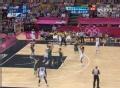 奥运视频-德隆3分果断出手 男篮美国VS澳大利亚