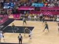 奥运视频-詹姆斯演绎右翼三分 美国VS澳大利亚