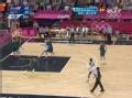 奥运视频-安东尼零度三分封喉 美国VS澳大利亚