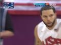 奥运视频-德隆原地拔起送三分 美国VS澳大利亚