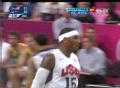 奥运视频-安东尼切入上篮 男篮美国VS澳大利亚