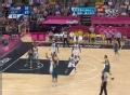 奥运视频-英格尔斯左翼3分 男篮美国VS澳大利亚