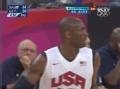 奥运视频-科比连送三分攻击波 美国VS澳大利亚