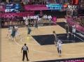 奥运视频-杜兰特突破双手暴扣 美国VS澳大利亚