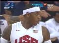 奥运视频-皇帝助安东尼3分 男篮美国VS澳大利亚