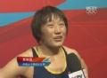 景瑞雪摘银视频-女子摔跤63kg 中国摘银创历史