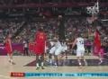奥运视频-男篮八进四 法国不敌西班牙输球输人