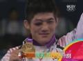 奥运视频-哈丁披国旗跨栏 摔跤冠军兴奋摔教练