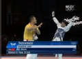 奥运视频-冠军教练赛后打太极 训练融武术精髓
