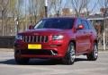 [海外新车]称霸全路况 Jeep大切诺基SRT8