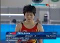 奥运视频-陈若琳总分407.25小组第一 晋级决赛
