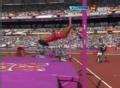 奥运视频-巴雷特轻松跳过1米75 女子跳高预赛