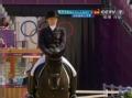 奥运视频-克里斯蒂娜和马完美配合 显姿态高雅