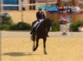 奥运视频-多萝西和马配乐自由发挥 舞步优美