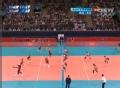 奥运视频-胡克重扣打手出界 女排韩国VS美国