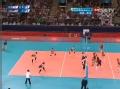 奥运视频-胡克秀扣杀空地得手 女排美国VS韩国