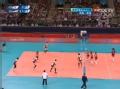 奥运视频-金延璟重扣打手出界 女排美国VS韩国
