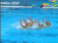奥运视频-澳大利亚姿态优美 花游集体技术自选
