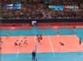 奥运视频-双方互抓往返 美国队双人拦网终得手
