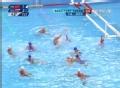 奥运视频-孙惠子接短传攻死角 水球女子排名赛