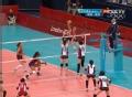 奥运视频-拉尔森大力扣杀后排 女排美国VS韩国