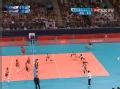 奥运视频-拉尔森扣杀远端得手 女排美国VS韩国