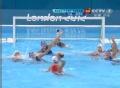 奥运视频-马欢欢远距离击死角 水球女子排名赛