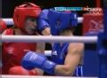 奥运视频-俄罗斯选手双拳并用 女子拳击60公斤