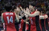 奥运图:巴西女排完胜进决赛 日本女排