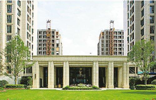 孙杨所购入为目前杭州的豪宅地段西溪诚园