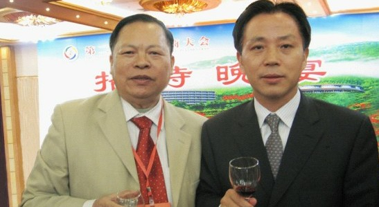 中国百年慈善第一人 感动千万华夏儿女心(组图)