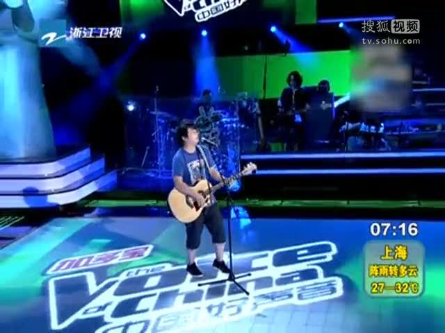 视频:《中国好声音》观众们看不到的精彩内容