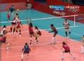 奥运视频-胡克演大力扣杀 女排美国3-0大胜韩国