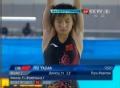 奥运视频-胡亚丹向内抱膝翻腾 跳水10米台决赛