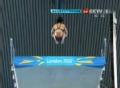 奥运视频-陈若琳翻腾动作优美 跳水10米台决赛