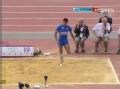 奥运视频-格列柯一跳16.90M 男子三级跳远决赛