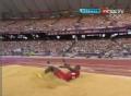 奥运视频-科雷奋力一跃17.54米 男子三级跳决赛